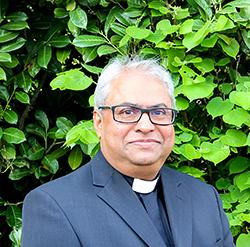 Grußbotschaft von Pastor  Kallupilankal zu Ostern
