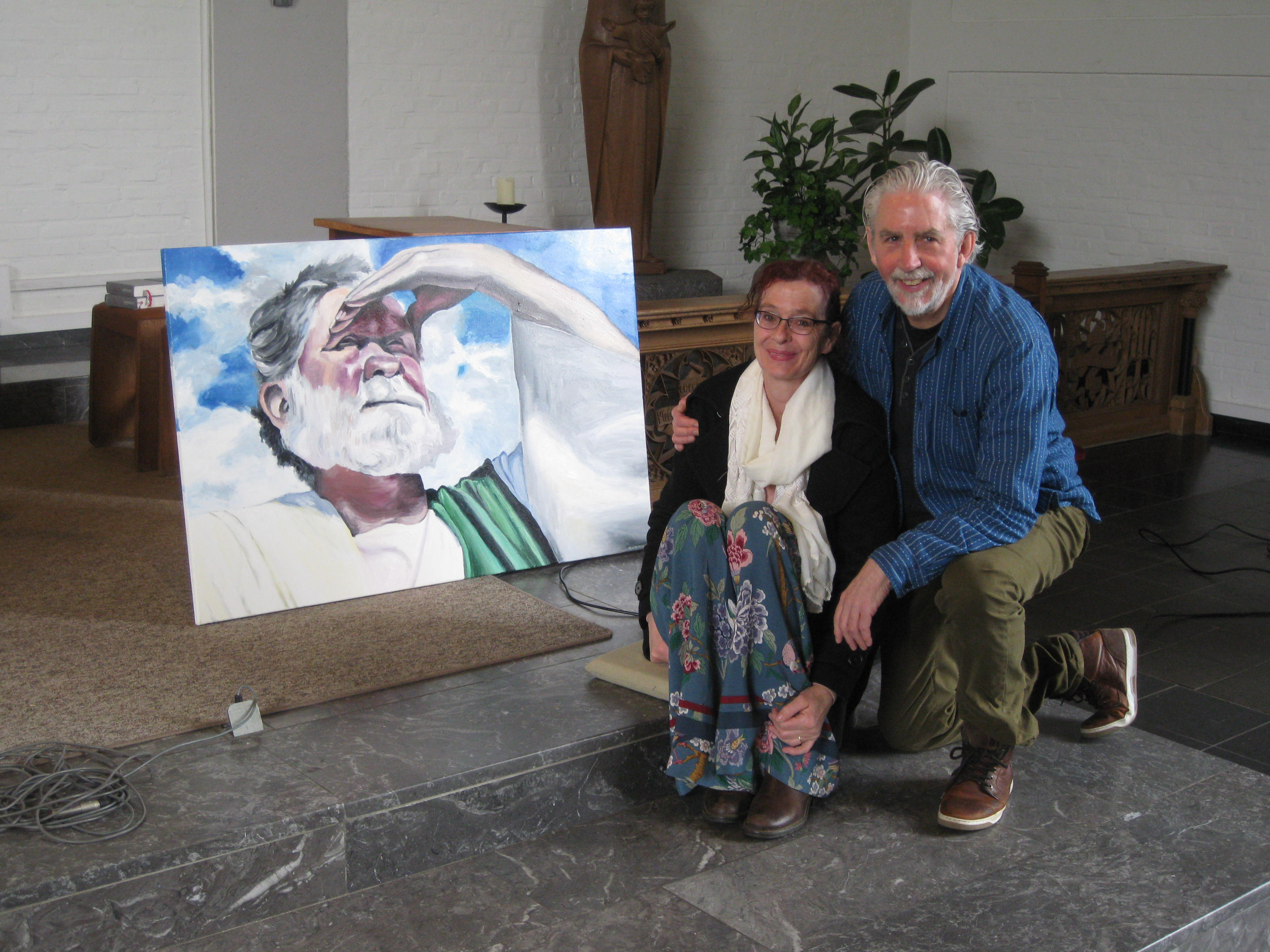 Rückblick Vaterherz Seminar, St. Hubertus in  Süsterseel, 15./ 16. März 2019