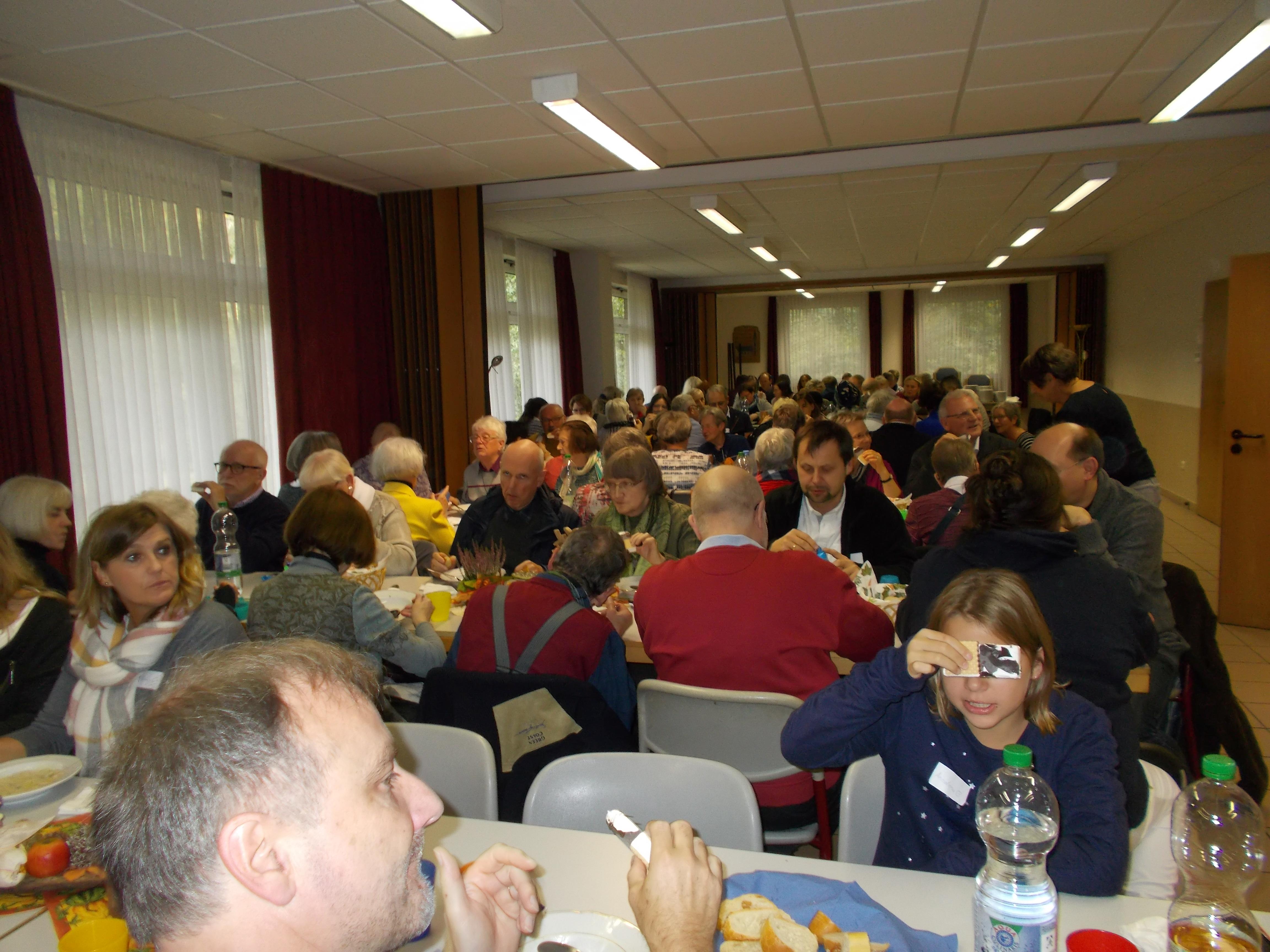 Rückblick auf den Bistumstag  der Charismatischen Erneuerung