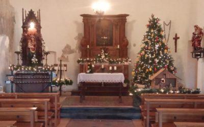 Schalbrucher Kapelle geöffnet