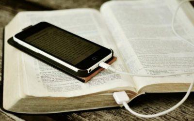 Online-Bibelteilen per WhatsApp