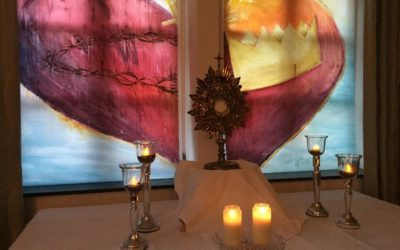 Eucharistische Anbetung für Kinder ab Dienstag, 23.02.2021, 16.00 Uhr